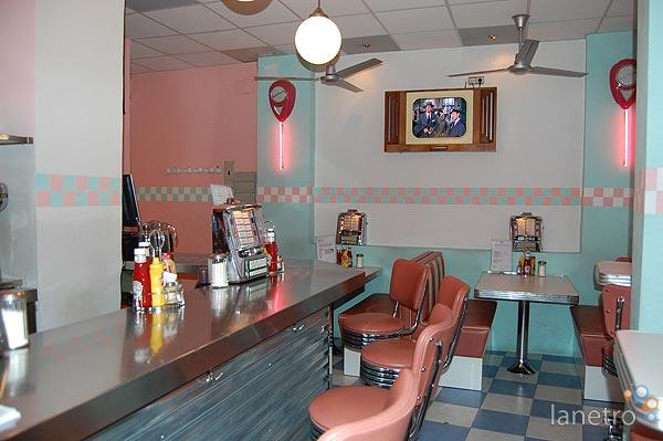 Cafetería Peggy Sue Peggy-sue